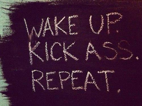 kick ass repeat